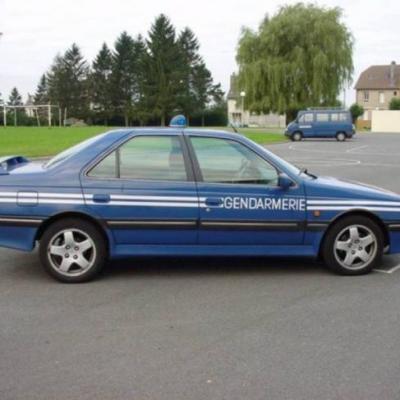 405 T16 gendarmerie